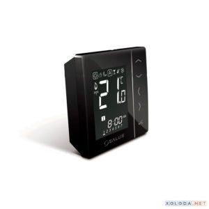 Salus VS30B Программируемый комнатный термостат 230V (черный)