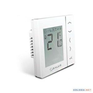 Salus VS35W Программируемый комнатный термостат 230V (белый)