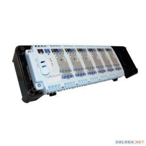 Salus K06-M 230V, коммутационный блок управления теплым полом