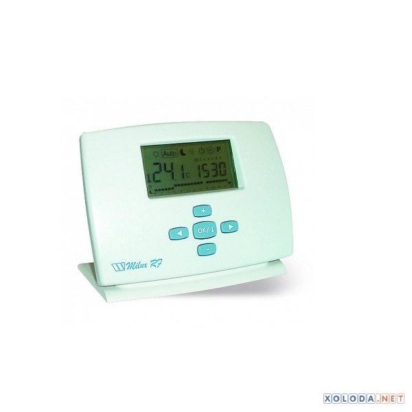 Watts Milux-RF, терморегулятор электрон.+радиоприемник