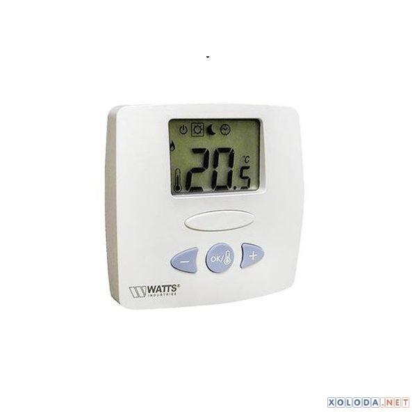 Watts WFHT-LCD ,термостат комнатный 24V