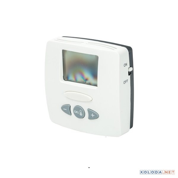 Watts WFHT-LCD, терморегулятор 230V