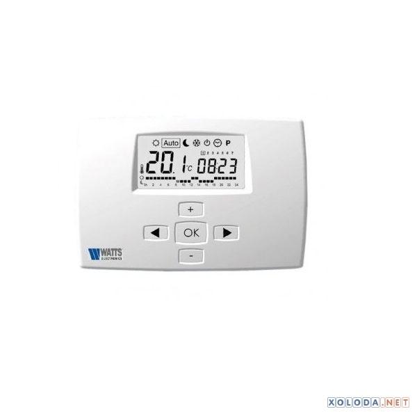 Watts Milux-RF, терморегулятор электронный с радиоуправлением (LCD)