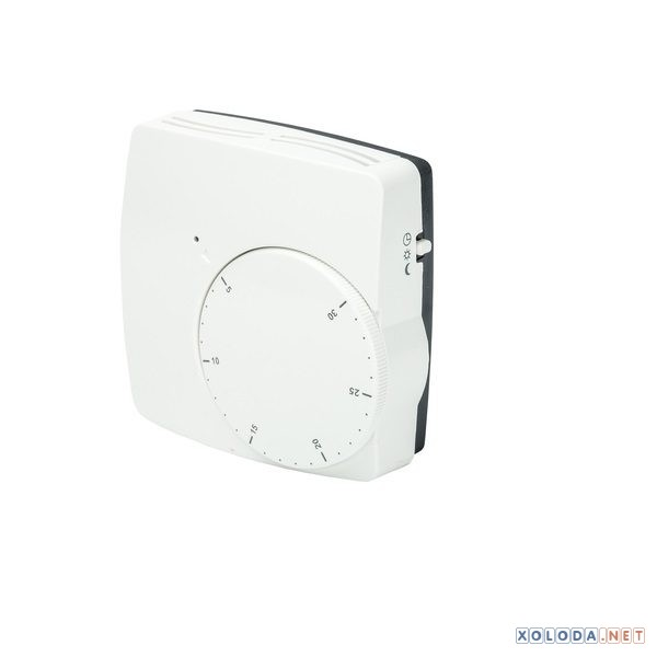 Watts WFHT-DUAL НО-НЗ, термостат комн. электронный 24V