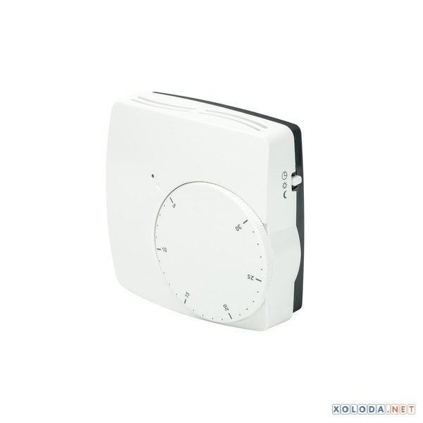 "Watts WFHT, термостат комнатный электромех.(5-30""С, 24V)"