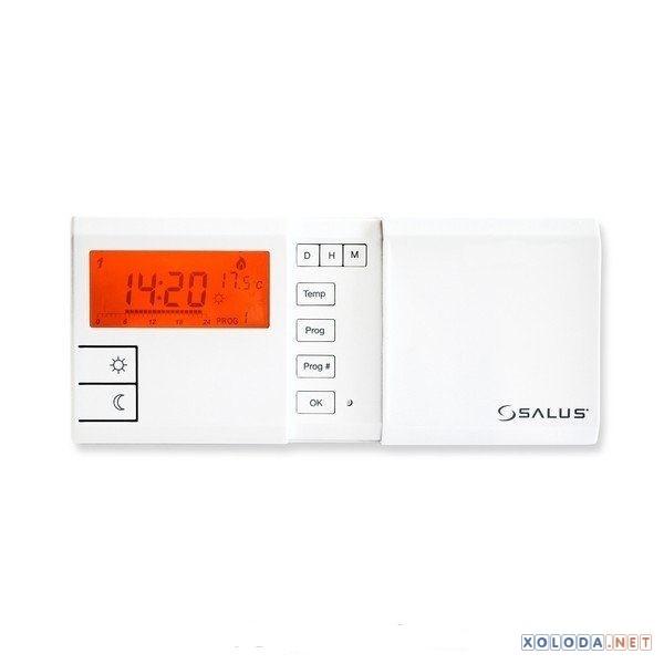 Salus 091FL, термостат программируемый электронный, недельный