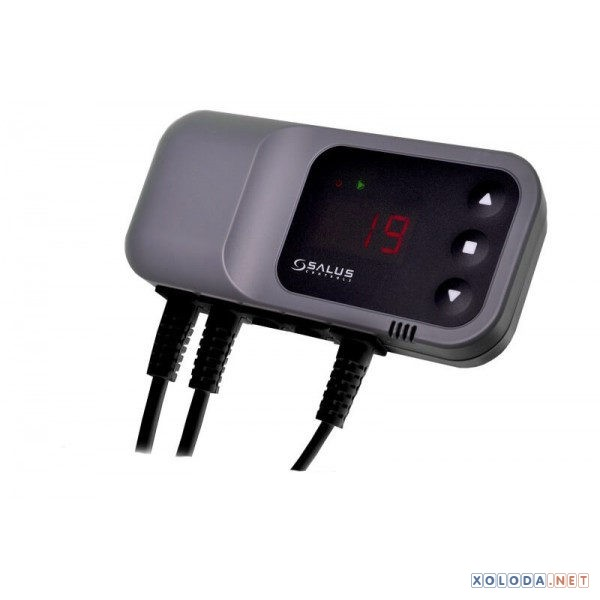 Salus PC11W, регулятор для управления насосом ЦО или ГВ