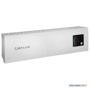 Salus KL10, планка центральная для управления теплым полом 8-зонная
