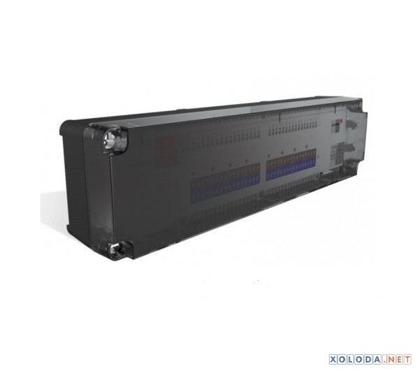 Salus KL08RF, 8-ми зонный беспроводной центр коммутации