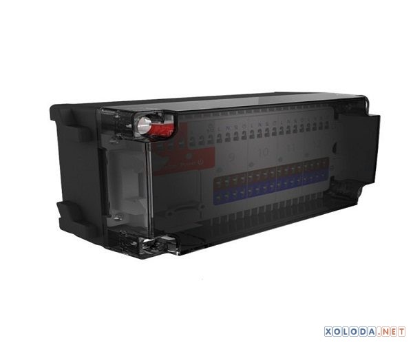 Salus KL04RF 4-зонный беспроводной расширительный модуль