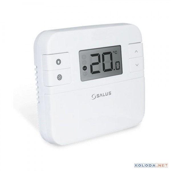SALUS RT510, терморегулятор программируемый электронный