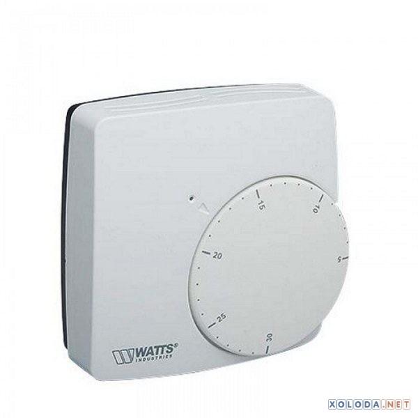 Watts WFHT-BASIC, терморегулятор 230V (ночной режим)