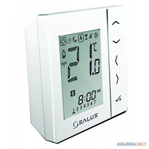 Salus VS20WRF, беспроводной комнатный термостат 4 в 1 (белый)