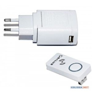 Salus RE10RF, репитер Wi-Fi - для усиления сигнала