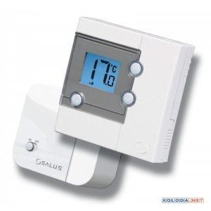 Salus RT500RF, термостат электронный  беспроводной, недельный