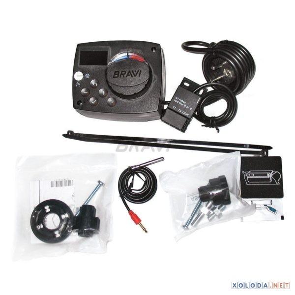 Сервопривод со встроенным контроллером Bravi ACC30