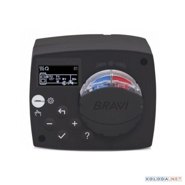 Сервопривод со встроенным контроллером Bravi AHC40