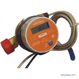 Тепловой счетчик Weser heat meter Xoloda net