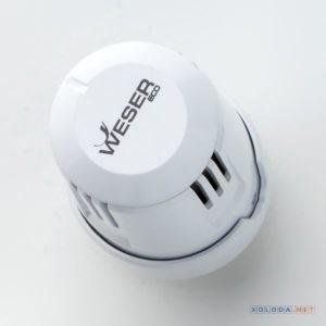 Термостатическая головка WESER ECO